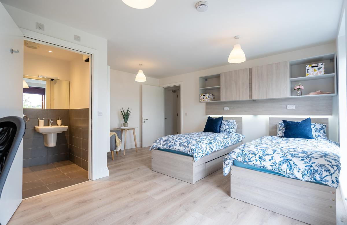 Shanowen Square Student Residences | Dublin | Reserve for the Academic Year